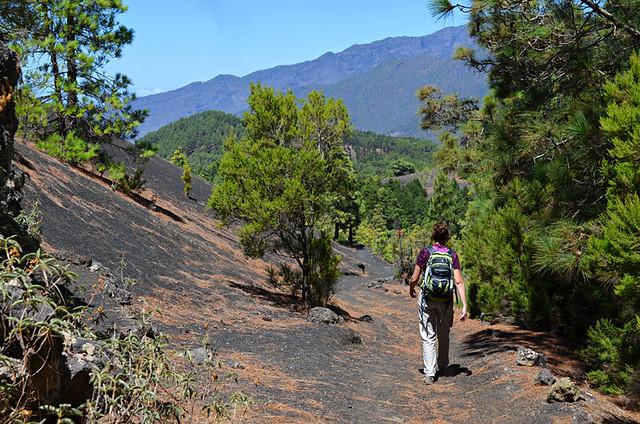 New route, La Palma