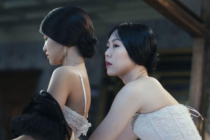 Mademoiselle de Park-Chan Wook : Kim Min-Hee et Kim Tae-Ri