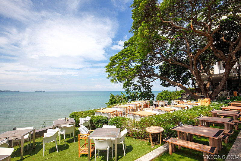 The Sky Gallery Restaurant Pattaya Seaside Dining