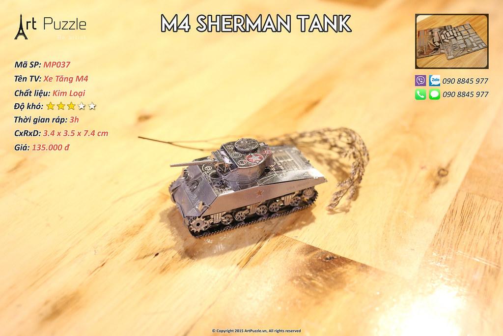Art Puzzle - Chuyên mô hình kim loại (kiến trúc, tàu, xe tăng...) tinh tế và sắc sảo - 39