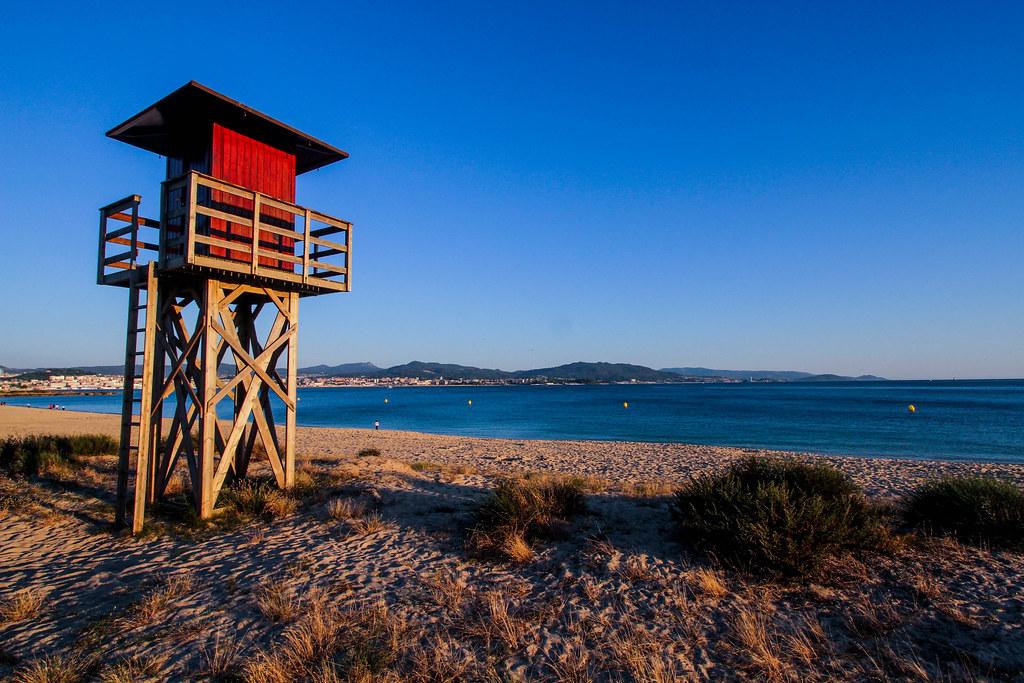 Praia de Rodeira, Cangas do Morrazo