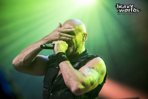 Primal Fear @ Frontiers Metal Festival