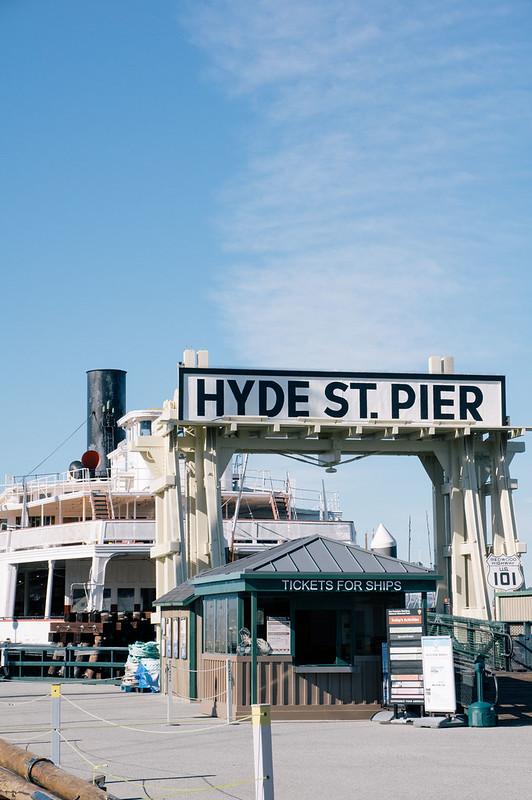 HYDE ST.PIER