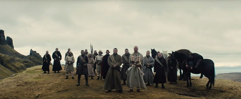 Macbeth Movie Locations