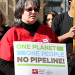 Nurses Welcome TransCanada Decision to Suspend Permit Bid for Keystone XL Pipeline Project