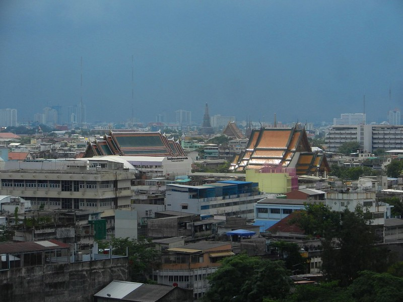 Бангкок панорама