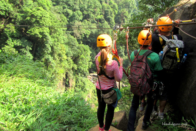 Green Discovery Treetop Explorer Paksong Laos