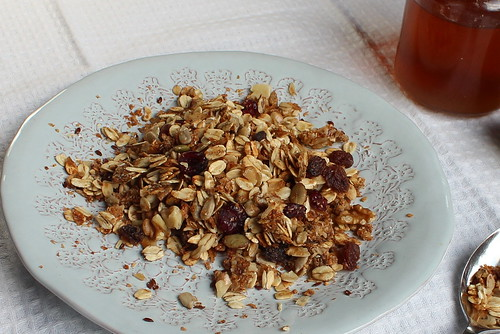 Fig, Cinnamon & Vanilla Muesli