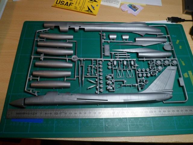Ouvre-boîte Convair B-58 Hustler [Italeri 1/72] 21550254675_ab55d51927_o