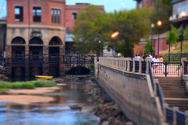 Columbus GA Riverwalk