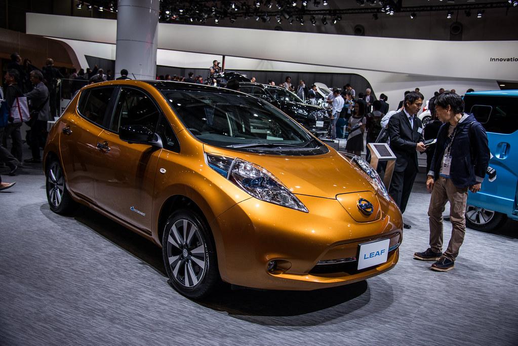 11 nissan motor co ltd flickr for Nissan motor co ltd