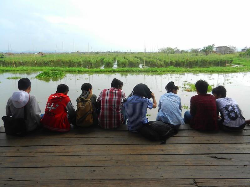 Инты, Мьянма