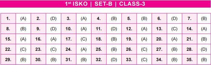 Class 3 SET B