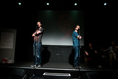 Harry & Jakob, Harry Kienzler, Jakob Nacken, Team Poetry Slam, Wien