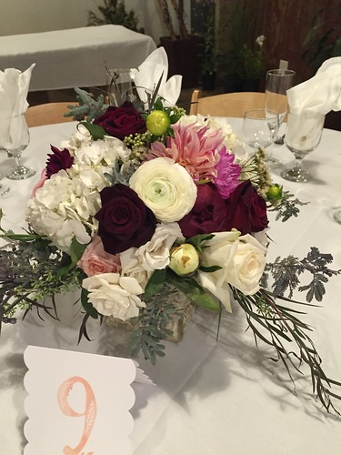 Centerpieces aimstudios naperville wedding florist blum