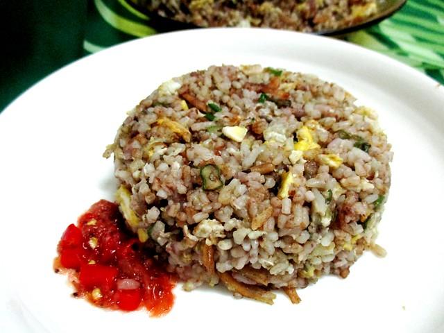 Dabai fried rice