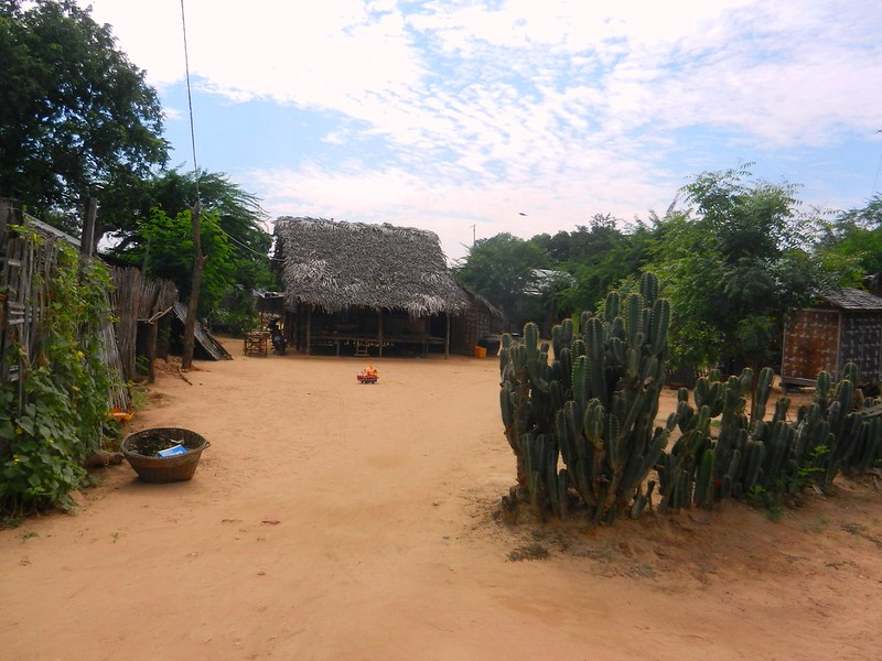 Баган, деревни