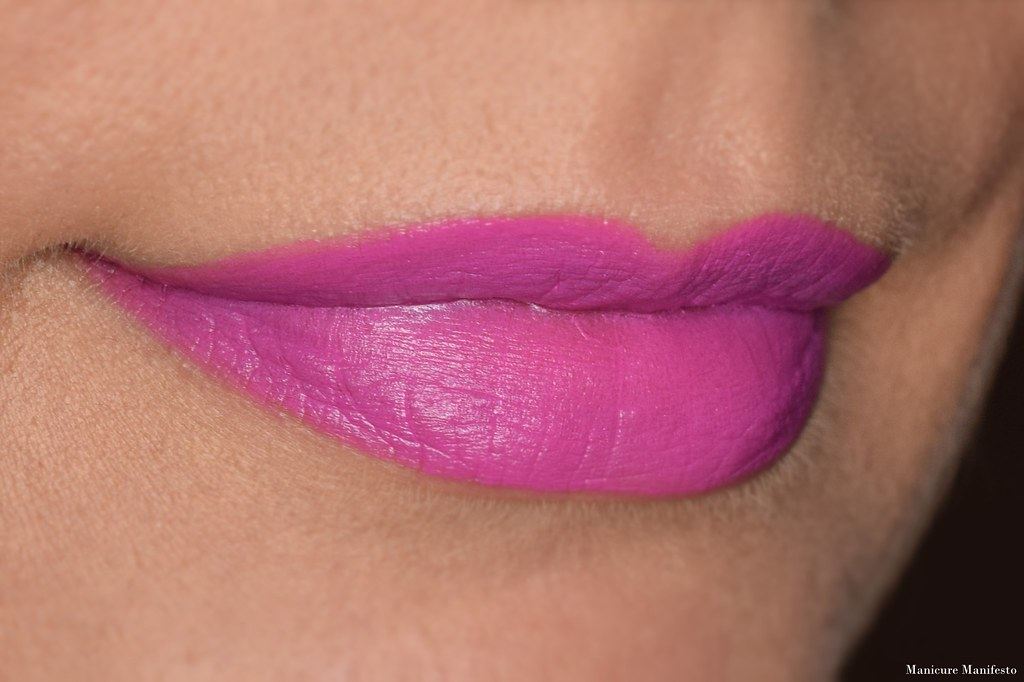 Bite Beauty Matte Creme Lip Crayon Orchid review