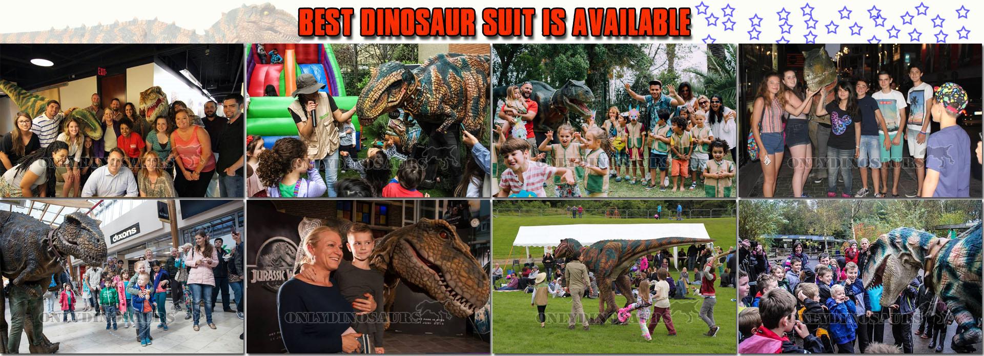 Best Dinosaur Suits Here