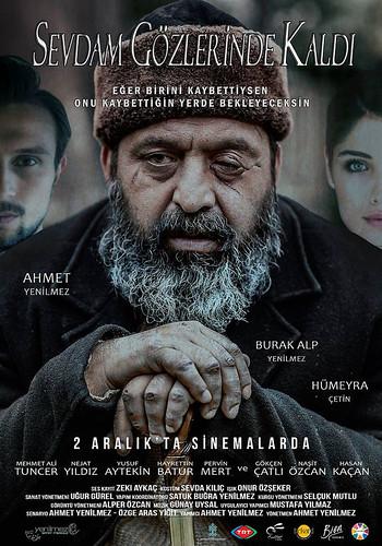 Sevdam Gözlerinde Kaldı (2016)