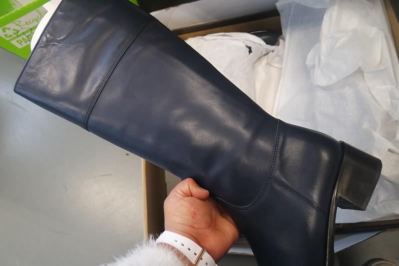 Déception bottes mollets larges Jilsen Navabi