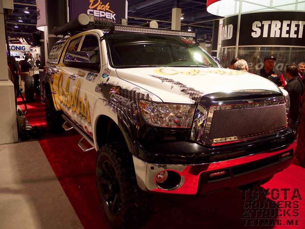 - SEMA 2015 Toyota
