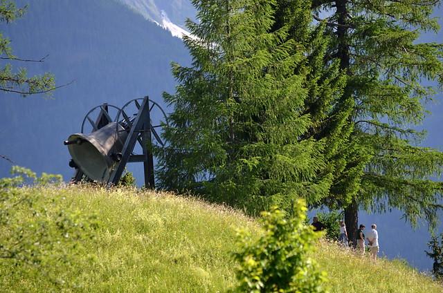 Peace Bell, Austrian Tyrol