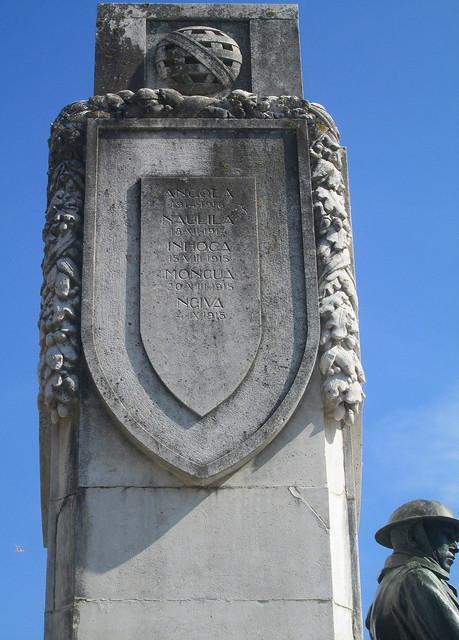 Porto War Memorial Cartouche