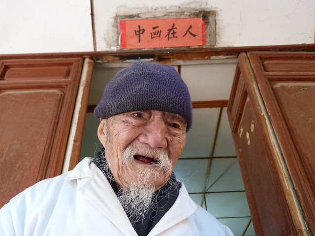 El Doctor Ho en Baisha (Yunnan, China)