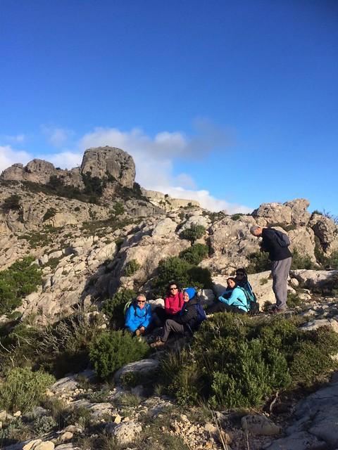 2016-11-06 Ruta Tomb a la Creu de Dovia per el Mont-redon