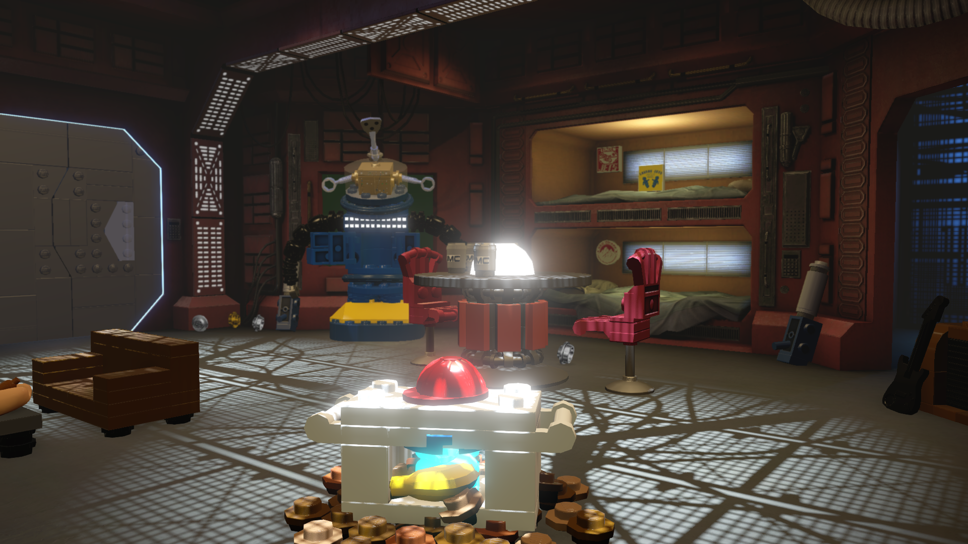 Lego Dimensions Easter Eggs