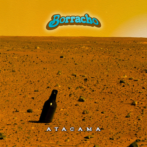 Cover of Atacama by Borracho