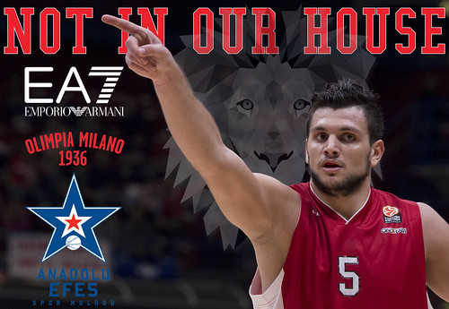 "Arriva l'Efes: ""Not in Our House""!"
