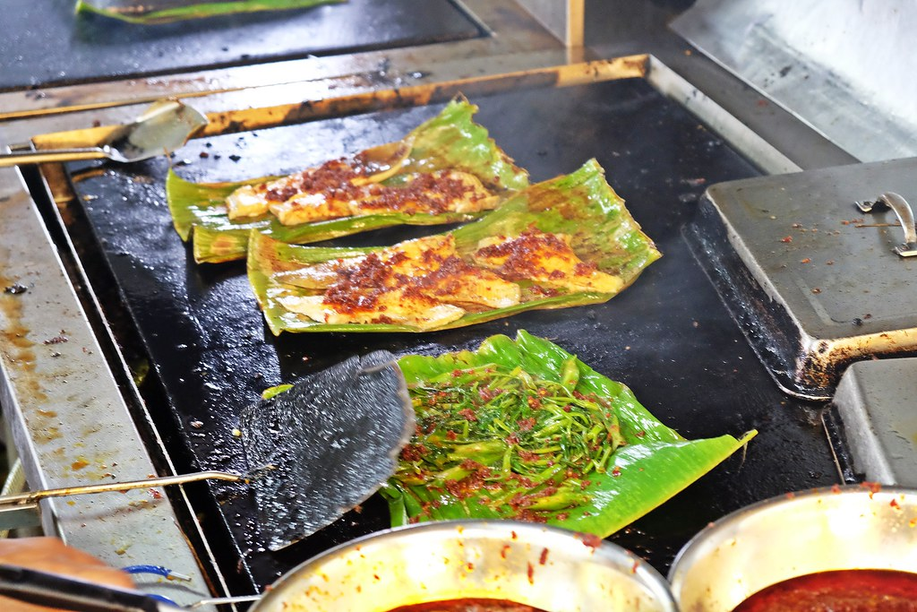 Cedar Point Food Centre: Ikan Bakar Sin Kee