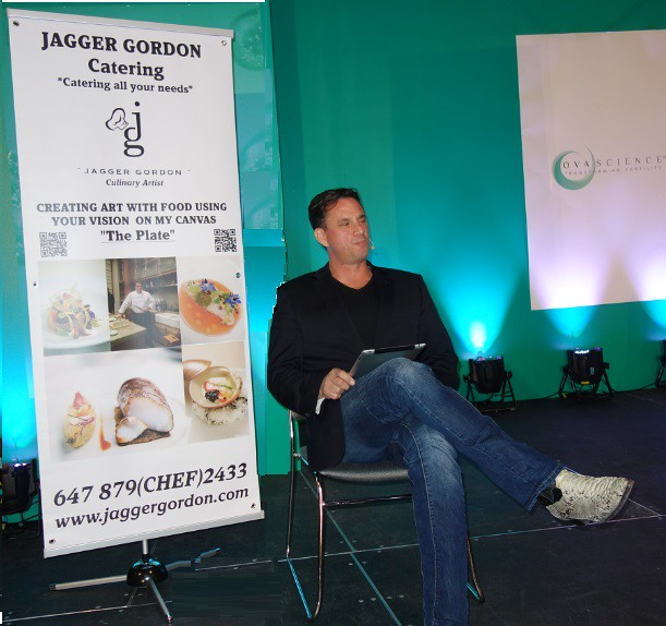 Jagger Gordon at the 2016 National Womens Show