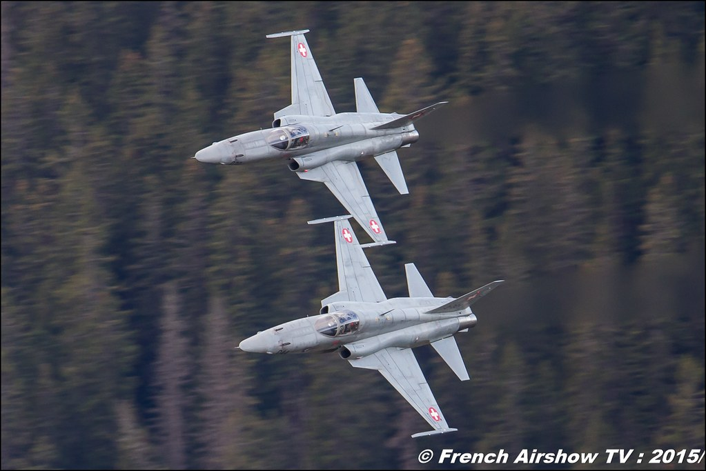 F-5 Tiger II , suisse , Northrop F-5 Freedom Fighter ,Axalp 2015 , axalp fliegerschiessen 2015 , Exercices de tir d'aviation Axalp 2015