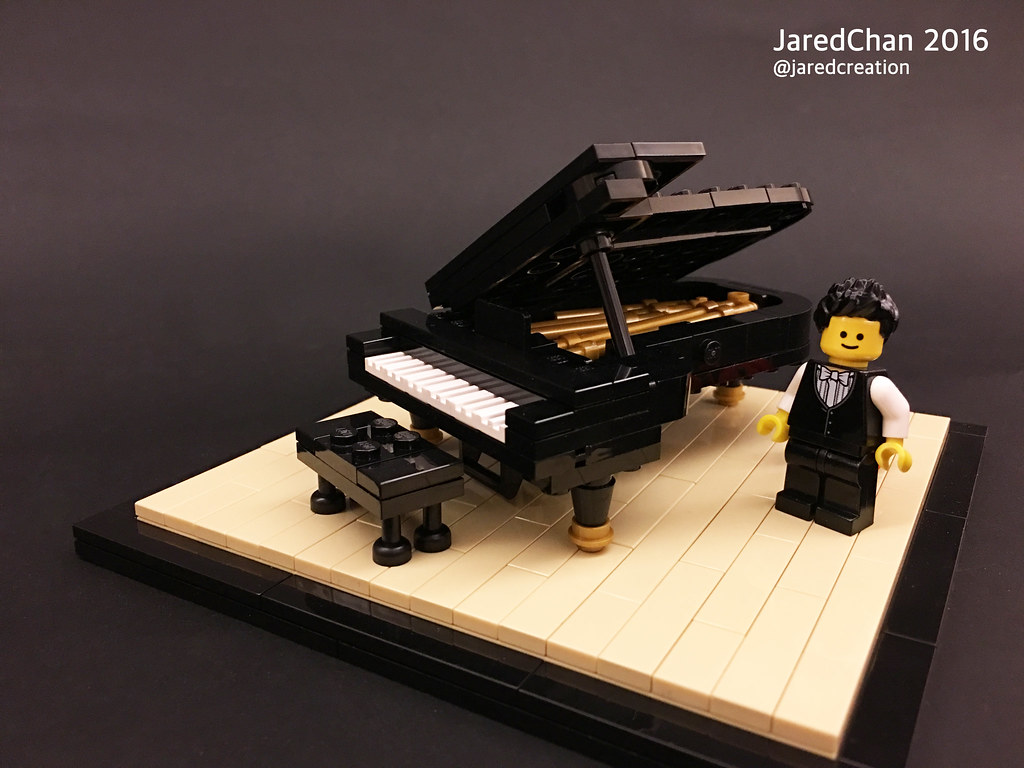Concert Grand Piano - Jared Chan