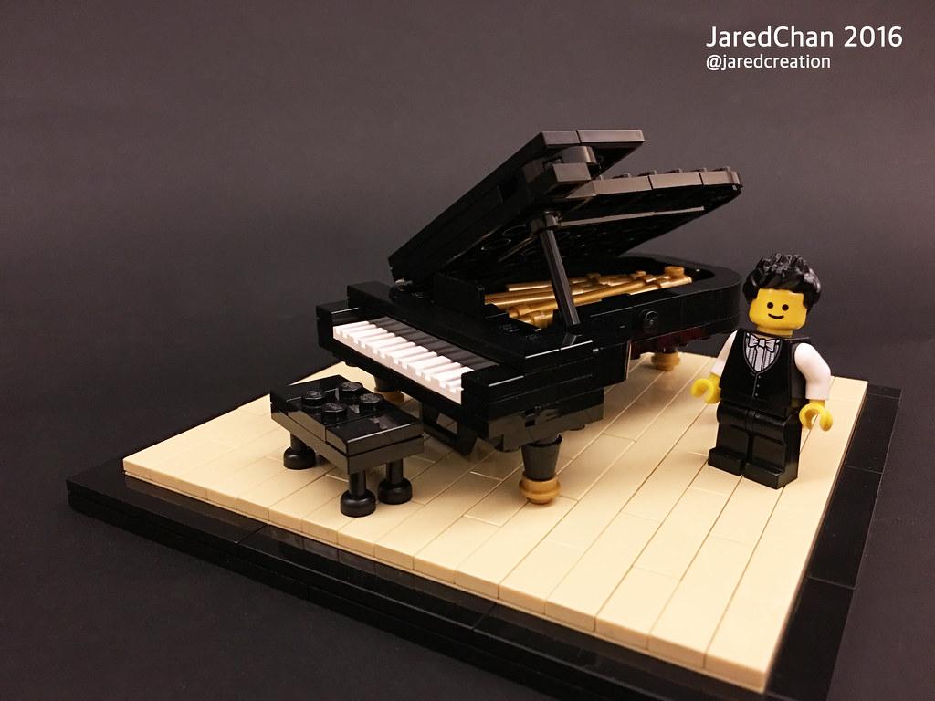 Concert Grand Piano - Jared Chan