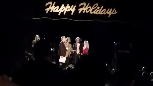 Holiday Show w/Aimee Mann, Ted Leo