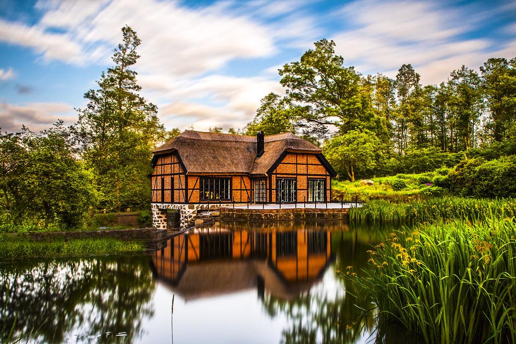 swedish lake house christopher w lner hanssen flickr. Black Bedroom Furniture Sets. Home Design Ideas