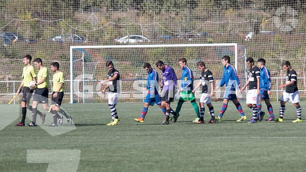 Levante U.D. 1 - 0 Hércules CF (CarlosAlcalde) J10