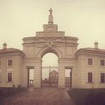 Ruzhany Palace Entrance Group (Renovated) by Dmitry Shytsko