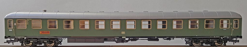 BRymg-52 Nr. 40 408 Hmb DB Ep. IIIb aus Roco 45920