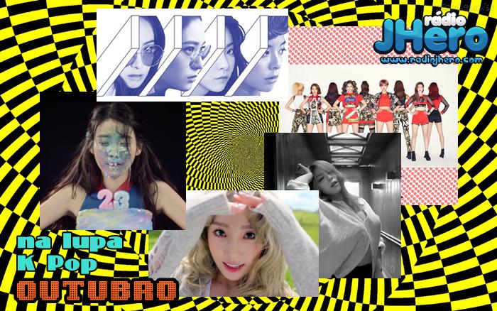 O que rolou de melhor e pior no K-Pop do mês de Outubro