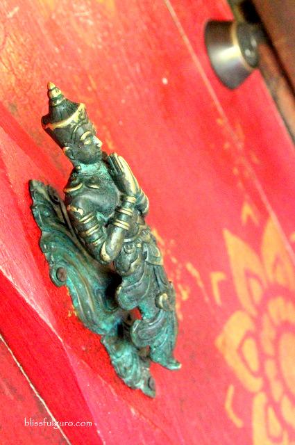 Yaang Come Village Chiang Mai Thailand