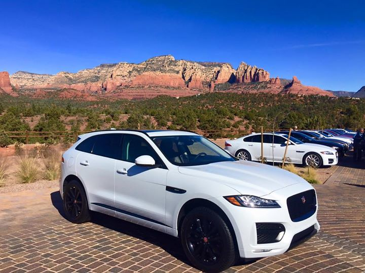 Jaguar F Pace Suv Jaguar S Beautiful New Suv Th Flickr