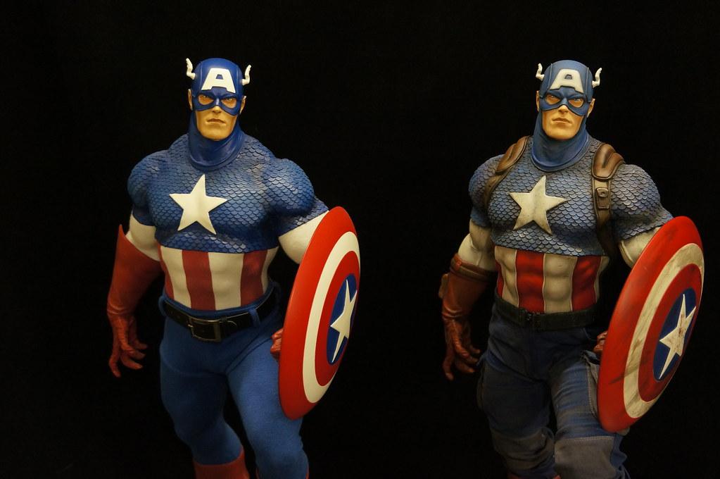 Custom Captain America Premium Format  24127509995_38cf63c728_b