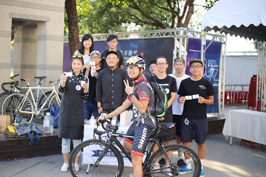 2016-09-30 單車通勤日 - 台中市綠園道