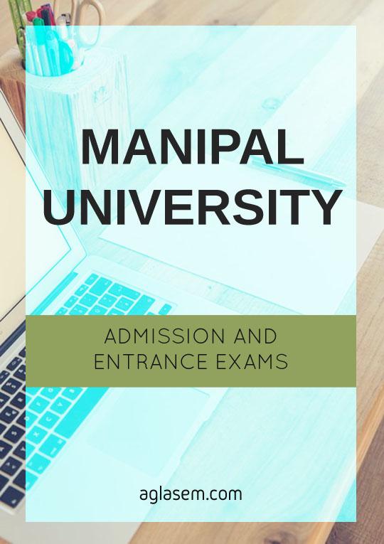 Manipal University 2017