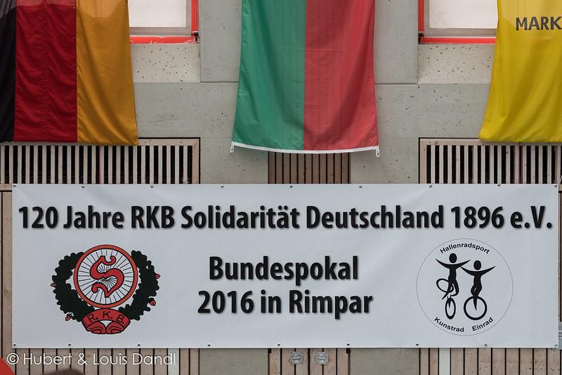 Bundespokal 2016 Rimpar